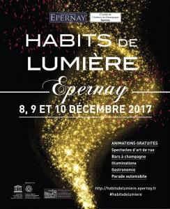 PHOTO HABITS DE LUMIERE EPERNAY